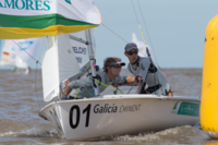 Belcher and Ryan comeback in third race of 470 Worlds